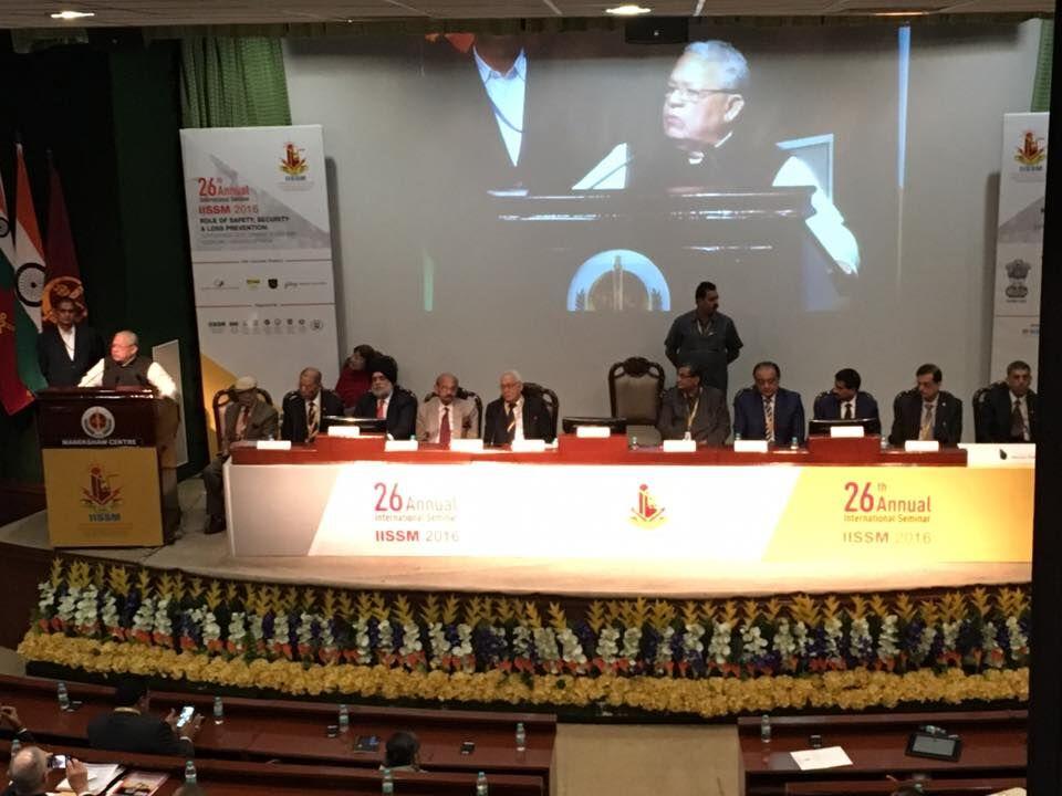 26th Annual Seminar IISM