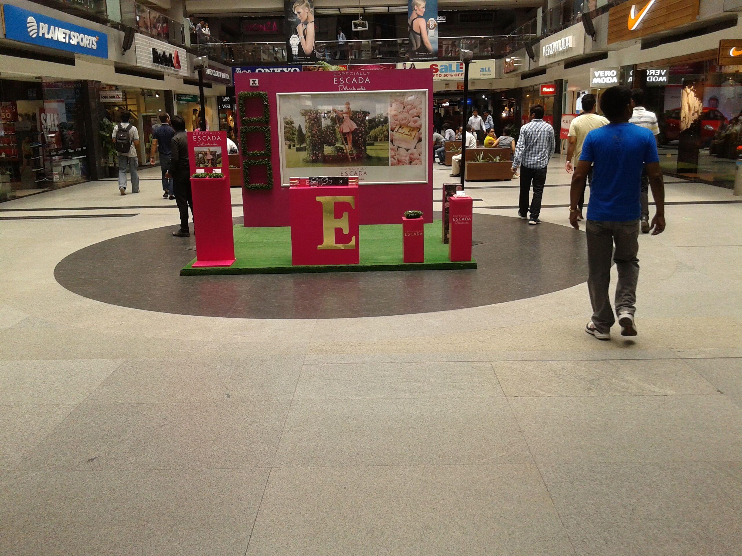 Esacda Mall Setup